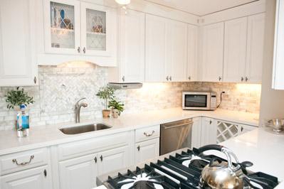 furnished apartment, Boston Common