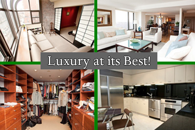 Boston Luxury, condominiums